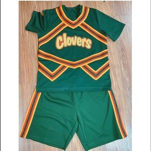 Compton Clovers Men's Costume